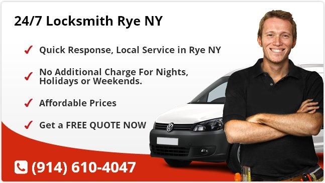 24 Hour Locksmith Rye